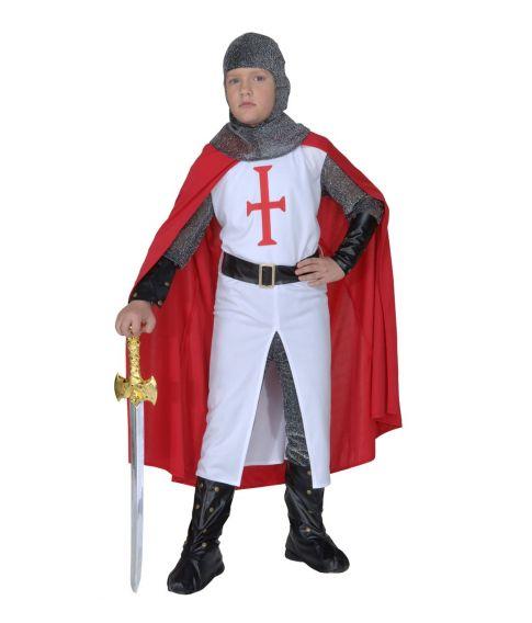 Ridder kostume til drenge