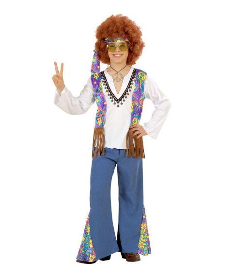 60er Hippie kostume til drenge