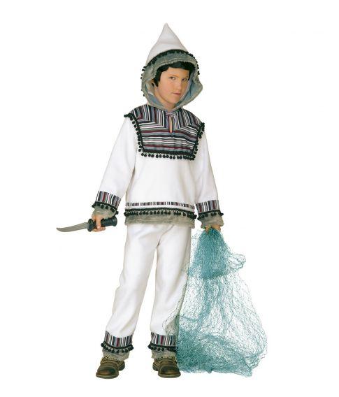 Eskimo kostume til børn