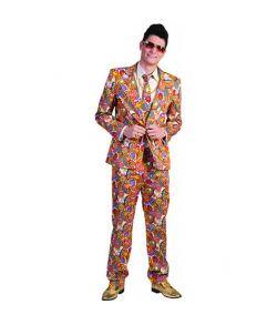 60er Hippie jakkesæt