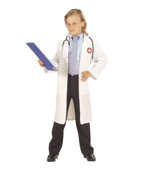 Doktor kostume til børn
