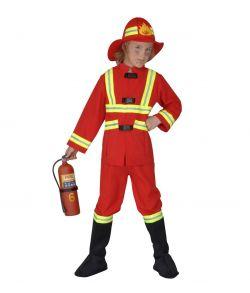 Brandmand kostume til børn