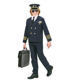 Pilot kostume til børn