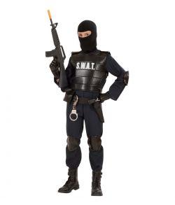 SWAT kostume til børn