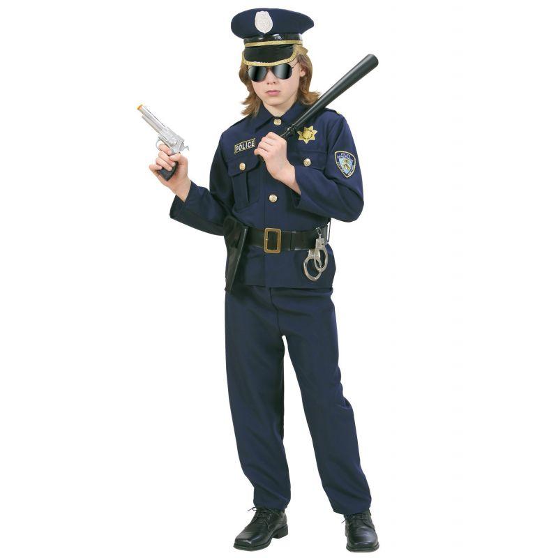 tilbehør til politi kostume