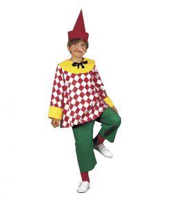 Pinocchio kostume til børn