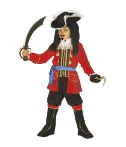 Pirat kostume til børn