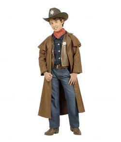 Cowboy kostume til børn