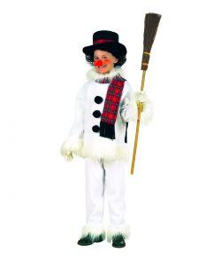 Snemand kostume til børn