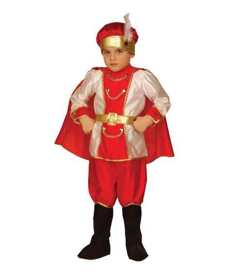 Sne Prins kostume