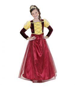Middelalder Prinsesse