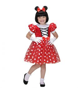 Minnie Mouse kostume
