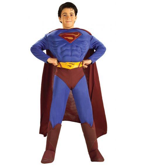 Superman kostume til børn
