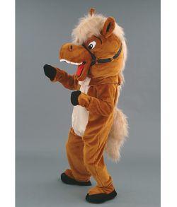 Hestekostume, luxus mascot