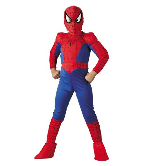 Spiderman kostume til børn