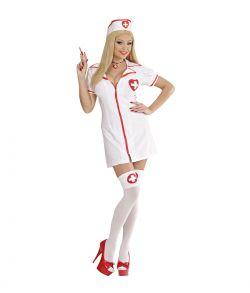 Sygeplejerske kostume til voksne