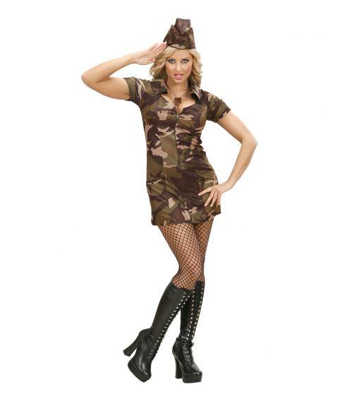 Soldat kostume til sidste skoledag