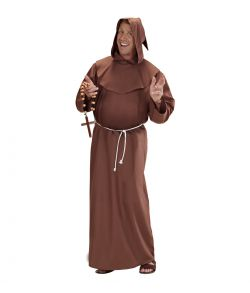 Munke kostume til voksne