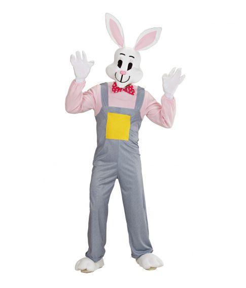 Country Rabbit kanin kostume til voknse