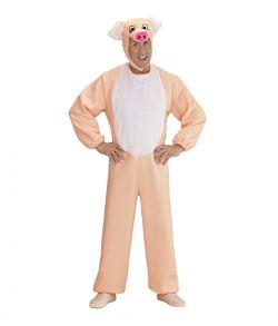 Grise kostume til sidste skoledag