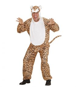 Tiger kostume til voksne