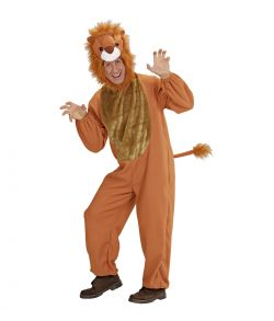 Løve kostume til sidste skoledag
