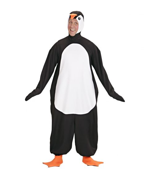 Pingvin kostume til sidste skoledag