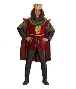 Konge Ridder kostume til voksne