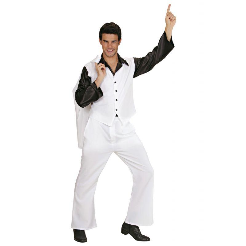 c4596ef6f33 ... 80er Disco kostume til mænd ...