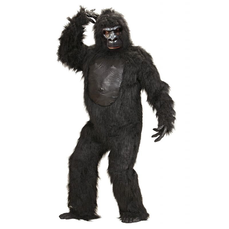 55b391fe55b Gorilla kostume til voksne