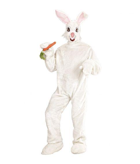 Kanin kostume til voksne