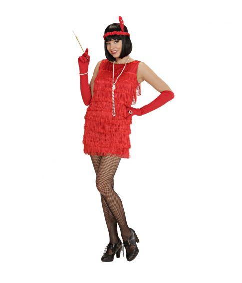 Charleston Flapper kostume