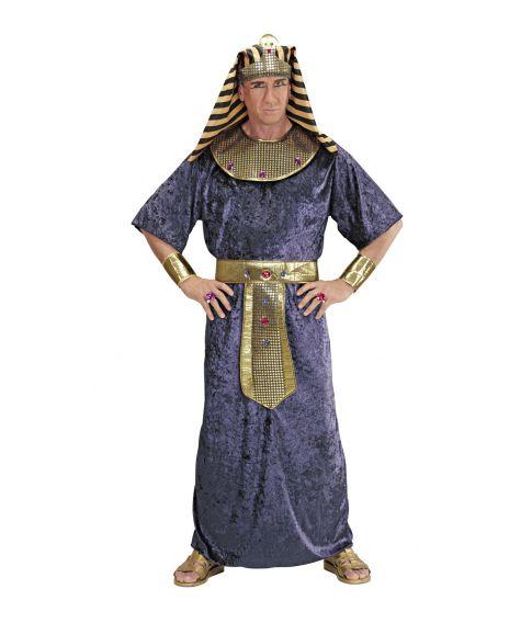 Egyptisk Farao kostume til voksne