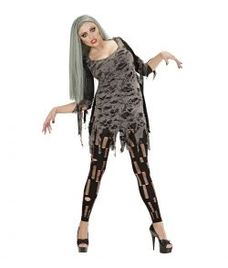 Zombie kostume til voksne