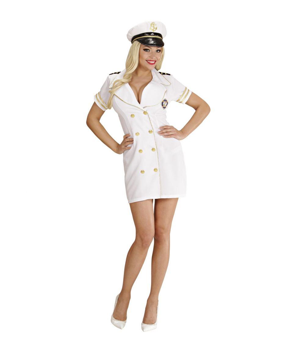 Kaptajn kostume til sidste skoledag
