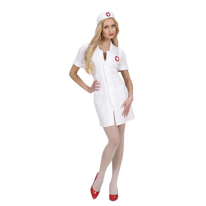 b31490b6f8bb Sygeplejerske kostume - Fest   Farver