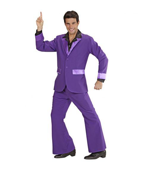 Disco kostume til voksne