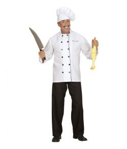 Kokke kostume, Mr Chef