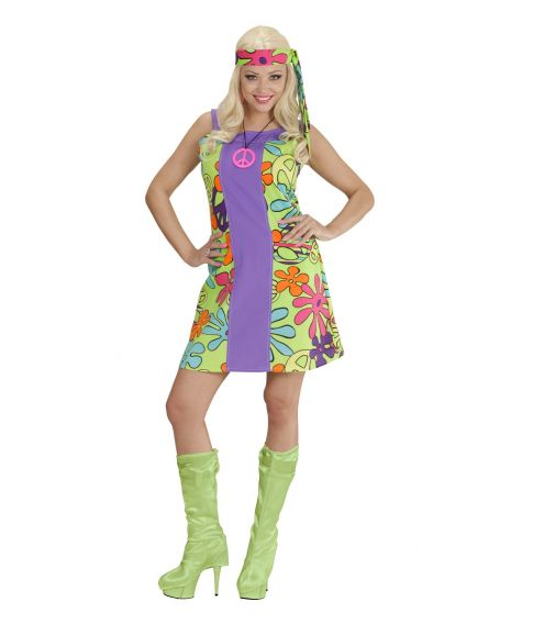 Go-Go Hippie Girl kostume