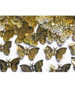 Sommerfugle konfetti