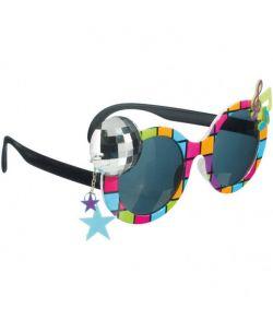 Disco briller til 80er festen