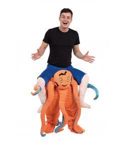 Blæksprutte piggyback