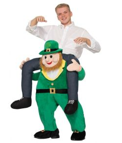 Leprechaun Piggy back bukser