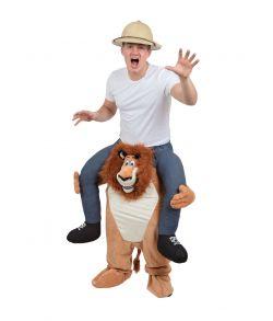 Løve Piggy back bukser