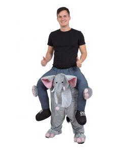 Elefant Piggy back bukser
