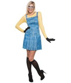 Minions kostume til kvinder