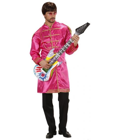 Pink Beatles Sergeant Pepper jakke