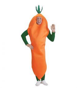 Gulerod kostume til voksne