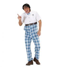 Nørd kostume til sidste skoledag