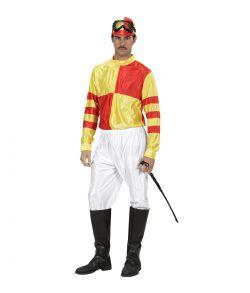 Jockey kostume til voksne